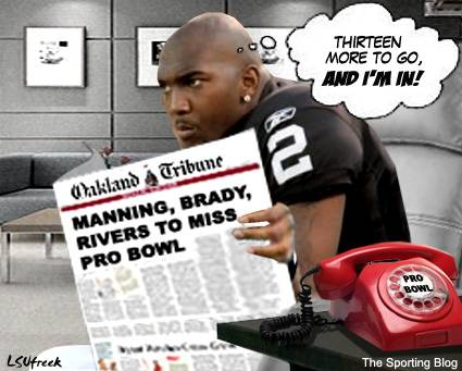 JaMarcus Russell Pro Bowl