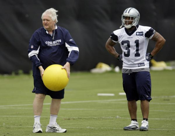Wade Phillips Golden Orb