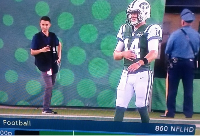 NFL Preseason Announcers  There was nothing wrong with the Jets   professional broadcasting team. However 5b7159598