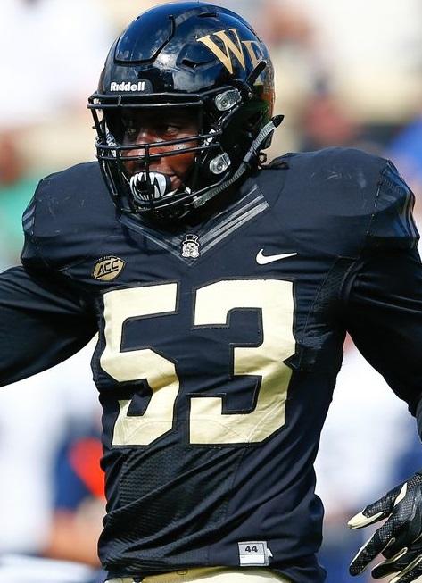 2018 NFL Draft Scouting Report: Duke Ejiofor
