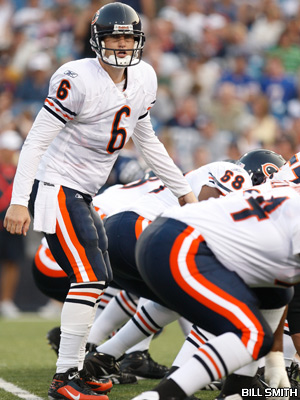 Jay Cutler the best quarterback in the 2006 NFL Draft?