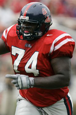 Michael Oher - 2009 NFL Draft Prospect Interview.