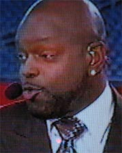 Emmitt Smith makes a 2010 NFL Mock Draft.