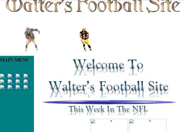 WalterFootball com: NFL Picks Against the Spread - Week 1, 2019