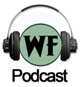 WalterFootball's Podcasting Logo